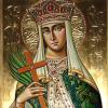 Sfânta Ecaterina, cea mai frumoasă fată din Alexandria