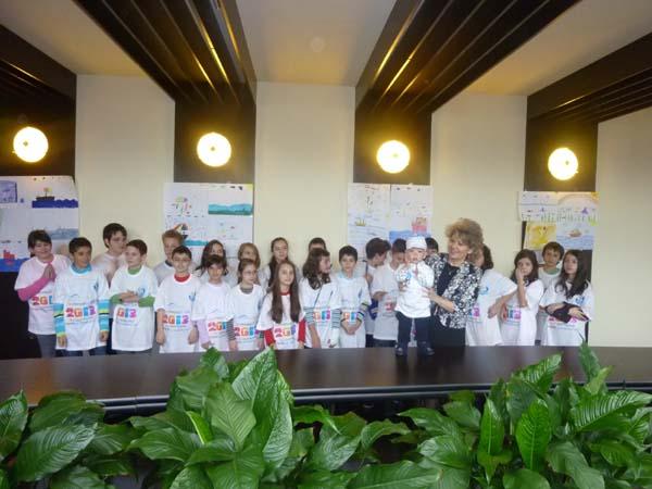 Ziua Mondiala a Apei a fost sarbatorita si de tinerii din Valcea