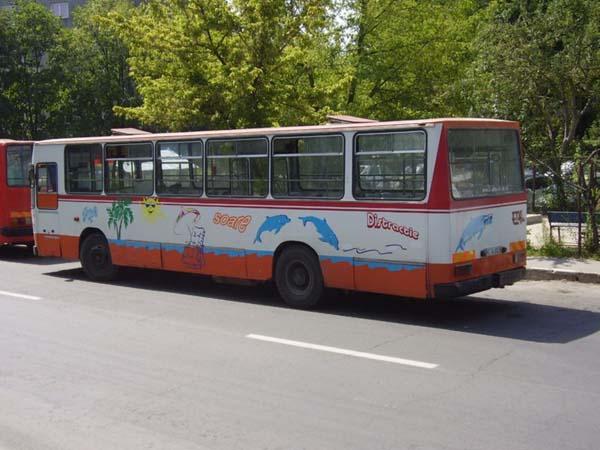 Mijloacele de transport in comun ale ETA au program special de Rusalii