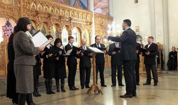 Concurs coral la Munchen dedicat Ortodoxiei