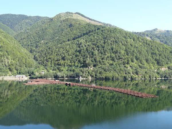 Pastravaria Bradisor ramane pe lac