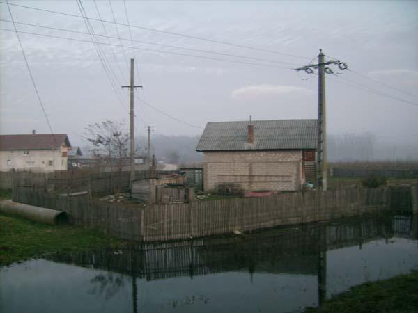 Ploile au facut prapad in Valcea