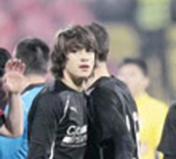 Juniorul valcean Razvan Popa a semnat cu Inter Milano