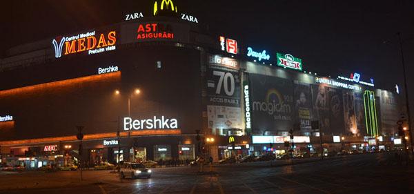 Noaptea shoppingului de lux în Bucureşti