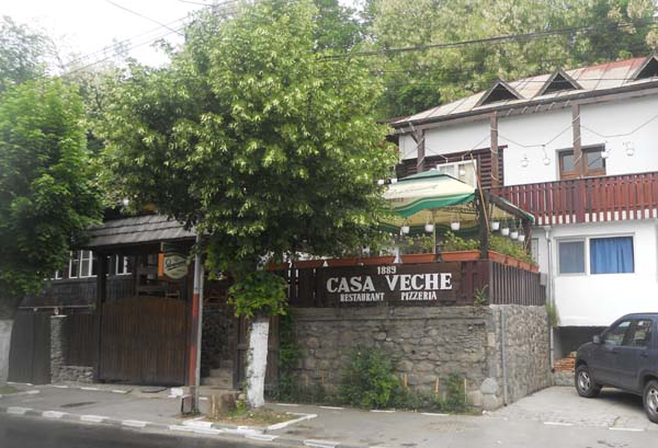 Restaurant Casa Veche – revederea cu amintirile din copilarie