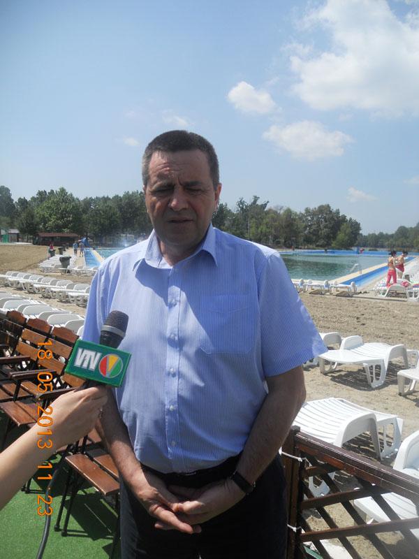 S-a deschis Strandul Ostroveni
