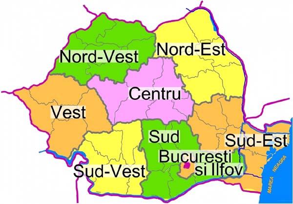 Cilea vrea ca organismul regional de coordonare a silviculturii sa fie in Valcea