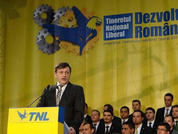 Tinerii liberali au lansat programul TNL Dezvolta Romania