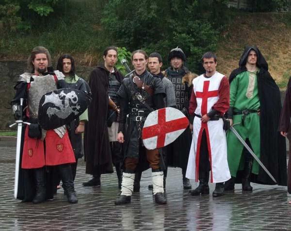 Lupte medievale in Ramnicu Valcea