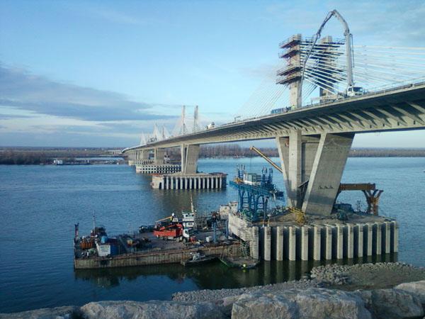 Podul Calafat-Vidin, inaugurat în 14 iunie.