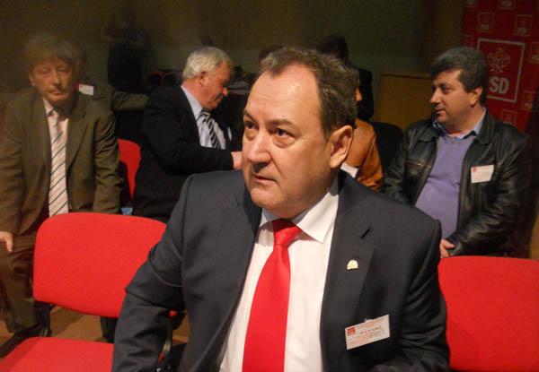 PSD Valcea – alegeri reluate