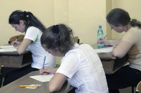 Peste 3000 de elevi susţin de maine, 25 iunie,Evaluarea Naţională