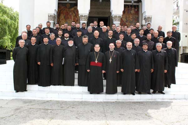 Intalniri pastoral-misionare la Bailesti si Dragasani