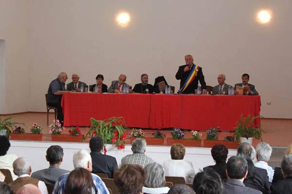 """Sărbătoarea comunei Tomşani """"FAGURELE DE AUR"""""""
