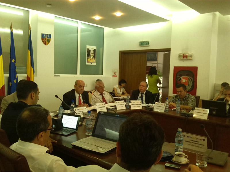 Consiliul Județean Vâlcea a vota noul Consiliu de Administrație de la CET Govora.