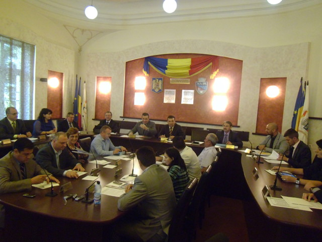 29 august şedinţa ordinară a CL Râmnicu Vâlcea