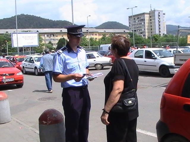 Sfatul poliţistului