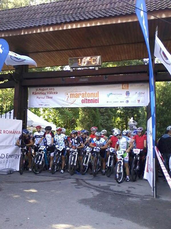 Maratonul Olteniei susţinut de CEZ România a energizat peste 250 de participanţi!