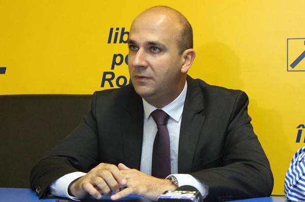 Bogdan Badea, la Bruxelles