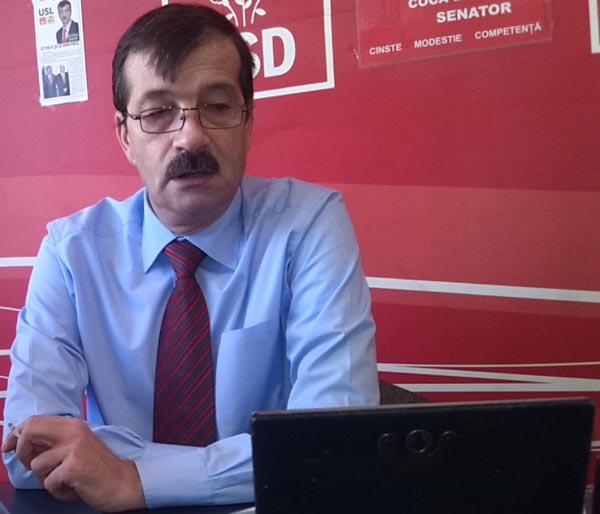 Declaraţia politică a senatorului PSD Laurenţiu Coca