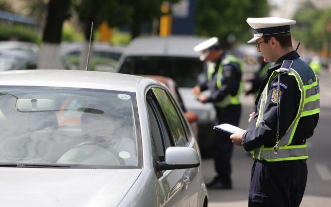 Poliţia – verificări la nivel de judeţ