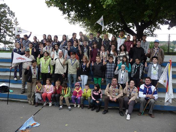 Cercetaşii vâlceni pleacă la Alba Iulia