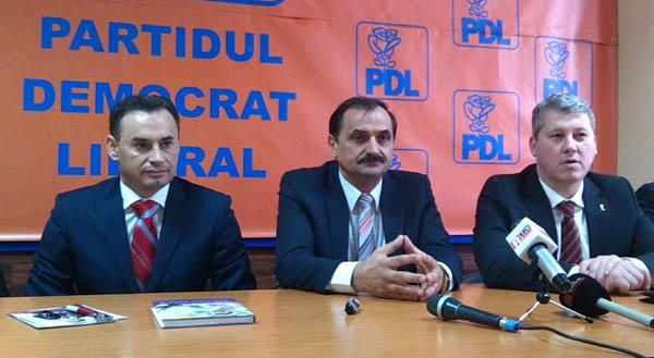 Vâlcenii, au dat 57% democrat – liberalului Predoiu, candidat la alegerile prezidenţiale