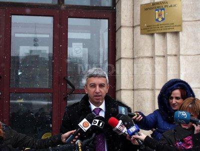 Dan Diaconescu, condamnat la trei ani de închisoare cu executare pentru şantaj