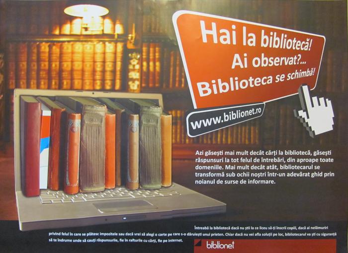 Donaţia lui Bill Gates pentru bibliotecile publice din Vâlcea: 668.000 dolari SUA