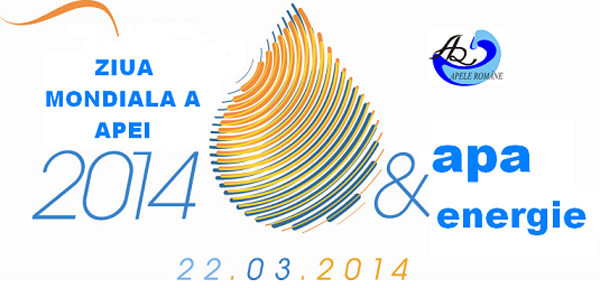"""""""Apa și Energia""""- A.B.A OLT sărbătorește Ziua Mondială a Apei 2014"""
