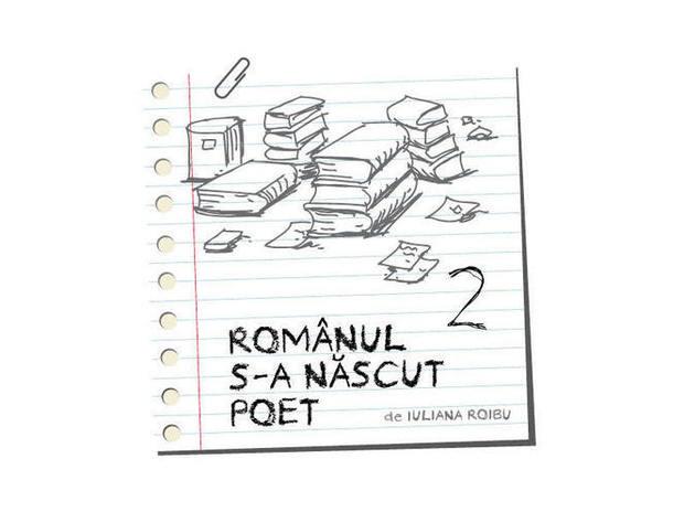 Românul s-a născut poet