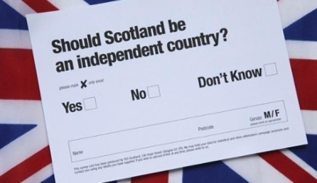 NU! împotriva independenţei Scoţiei
