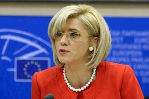 Corina Creţu are trei priorităţi pentru mandatul de Comisar European