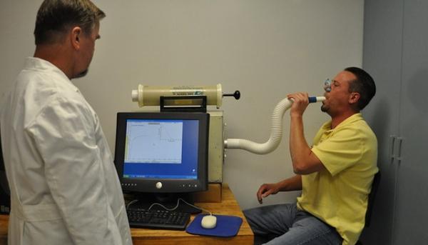 Sănătatea plămânilor, testată gratuit