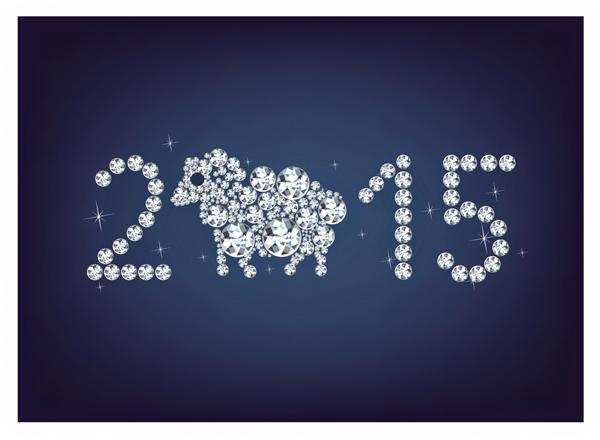 2015 – Anul chinezesc al Oii / Caprei de Lemn