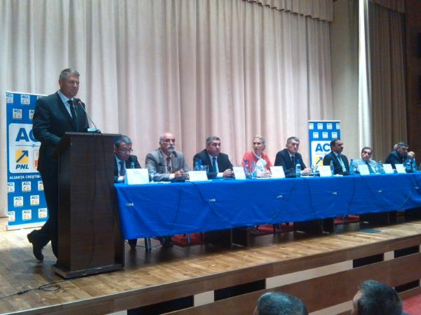 Iohannis la Valcea 2014 1