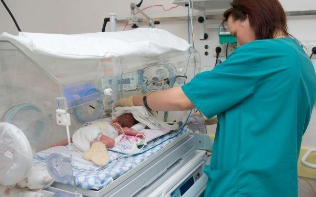 sectie de neonatologie