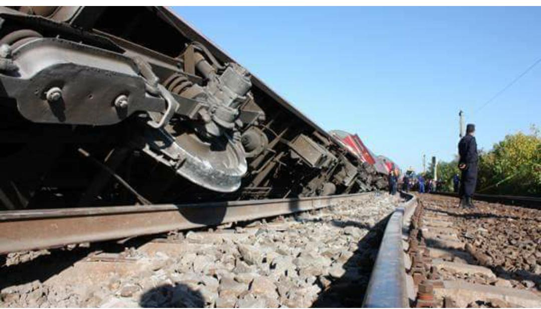 Tren deraiat în Franța la nici 24 de ore de la atentatele din Paris