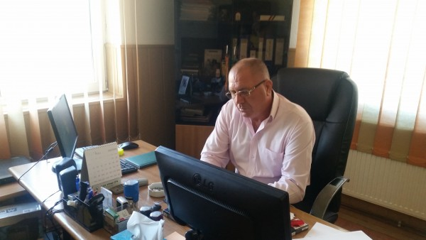 VIDEO Gheorghe Dumbravă are probleme cu constructorii!?