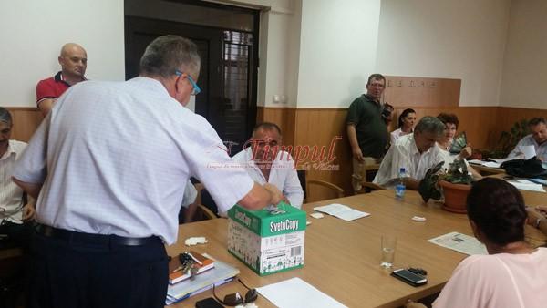 VIDEO George Gângu, ultimul viceprimar ales după localele din 5 iunie