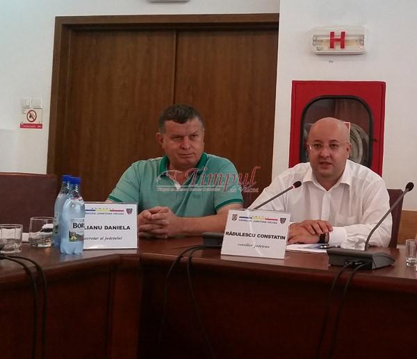 Mircia Gutău, liderul de facto al PSD Vâlcea