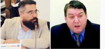 VIDEO Cristi Iliescu îi aruncă în aer mandatul de consilier judeţean lui Nicu Spiridon