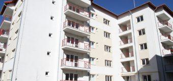 S-au recepţionat lucrările de racordare la utilităţi a noilor blocuri ANL din Ostroveni