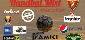 Turneul Național de Handbal Mixt Amatori