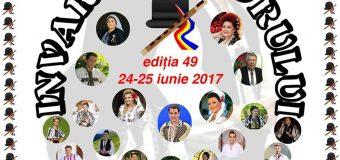 Învârtita Dorului – Vaideeni – ediția 49 – 24-25 iunie 2017