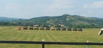 NOI Imagini – US Army la Vâlcea