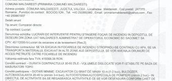 ANUNȚ DE MAXIMĂ URGENȚĂ! EXPIRĂ PE 10.10.2017!