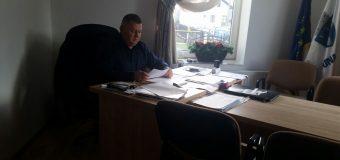 Adrian Cosac, un primar tânăr și cu ambiții