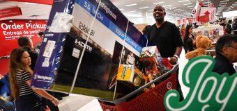 USA: cea mai mare creștere a vânzărilor de Sărbători, de la marea criză…
