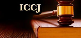 Corupție la Înalta Curte de Casație și Justiție!?